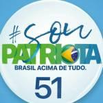 PATRIOTA DIRETÓRIO NACIONAL Profile Picture
