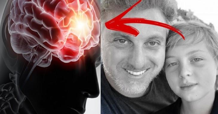 Lesão no cérebro de filho de Luciano Huck é mais grave que parece e pode até matar