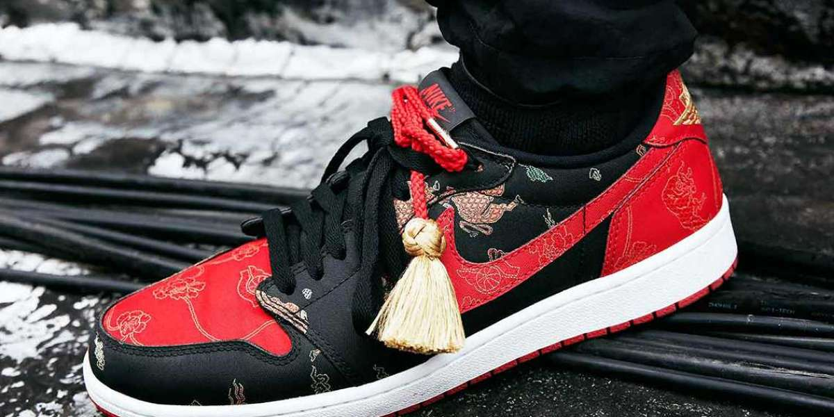 "Do you need the Best Selling Air Jordan 1 Low OG ""Chinese New Year""?"
