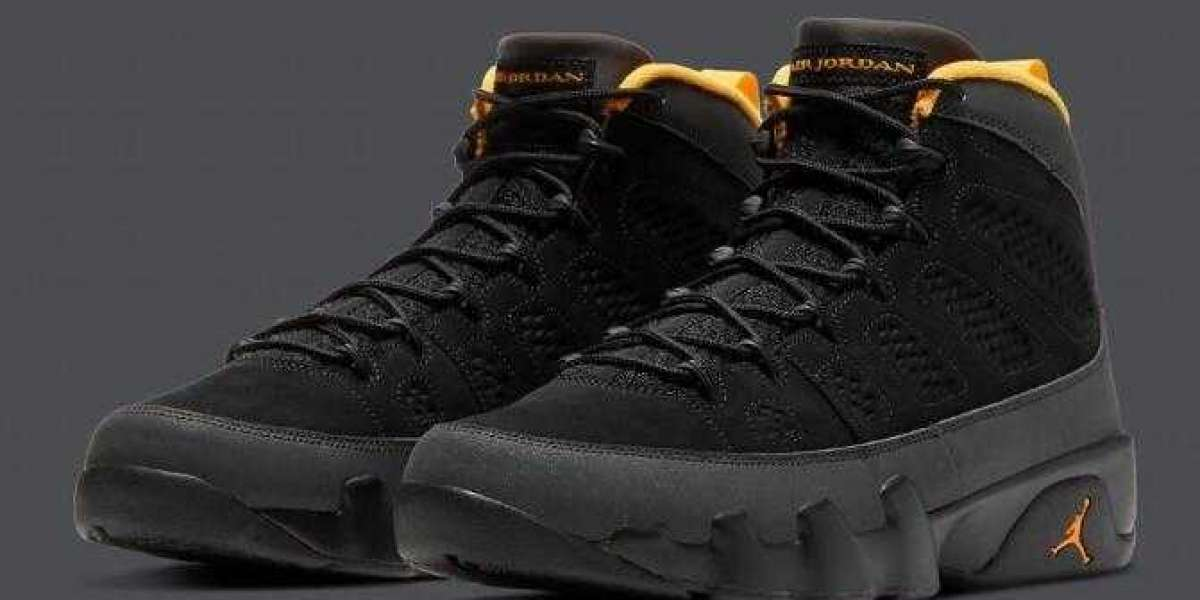 Fans Never Disappoint of New Air Jordan 9 University Gold Medal