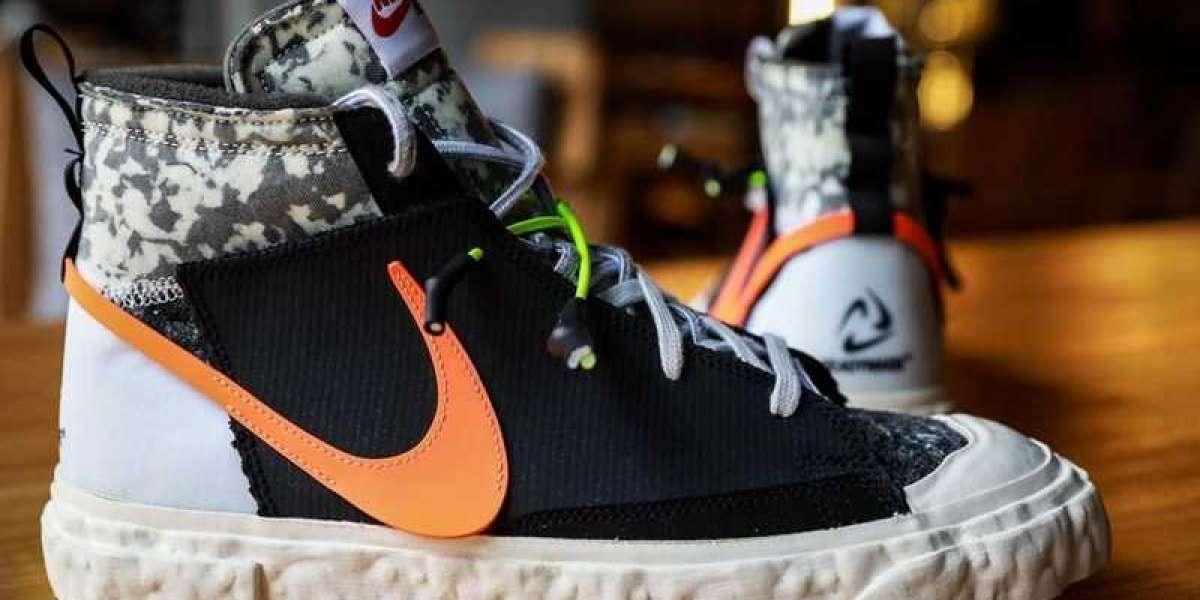 READYMADE x Nike Blazer Mid CZ3589-001 Release Information