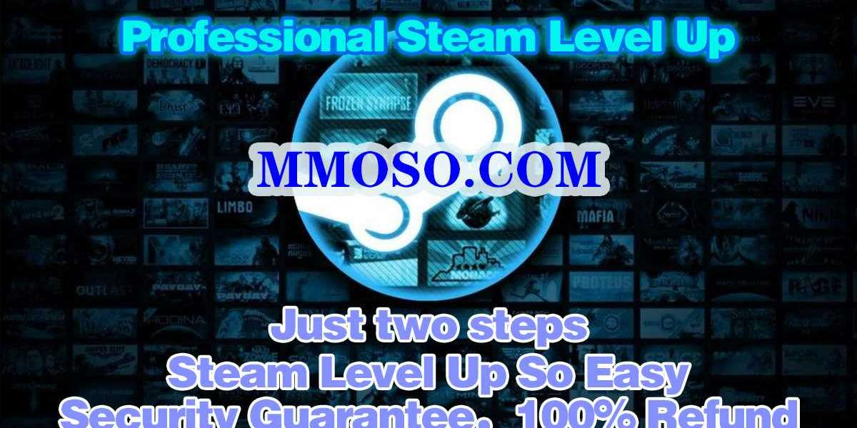 What does the distribution of Steam levels look like?