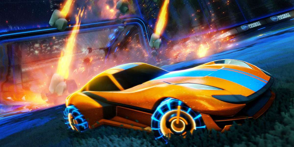 Rocket League hit its highest height player count