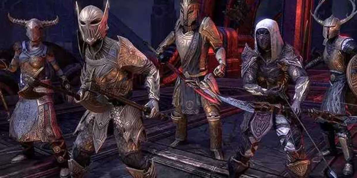 Today is Elder Scrolls Online's Tribunal Celebration