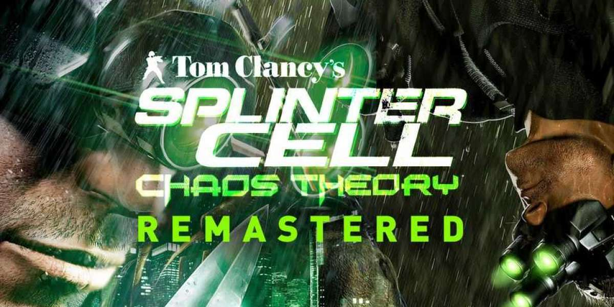 the Splinter Cell titles dominated the medium thanks