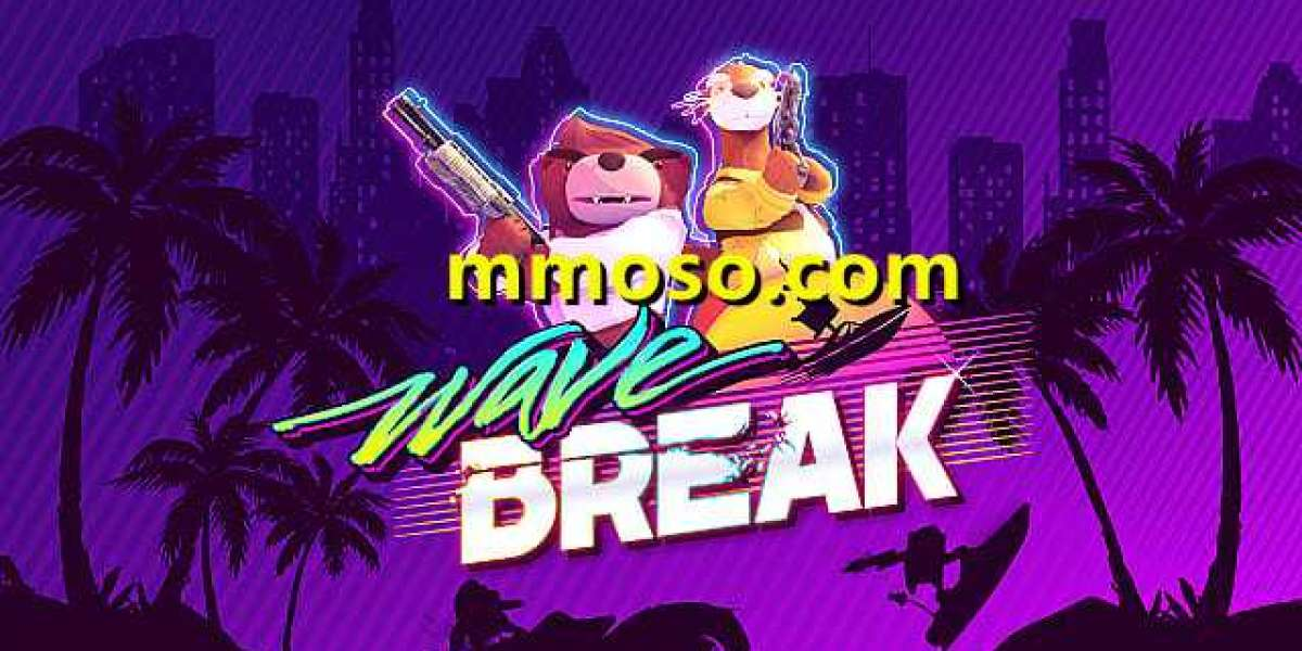Wave Break will come to Steam in the summer
