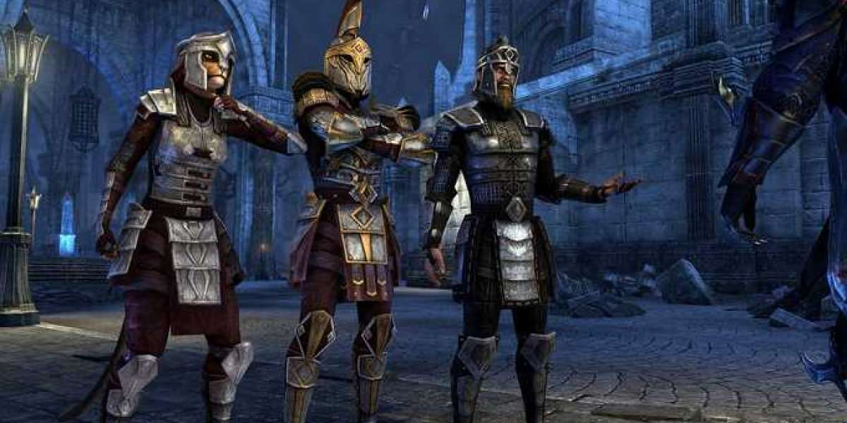 Introduction to the easy-to-use Mages race in The Elder Scrolls Online