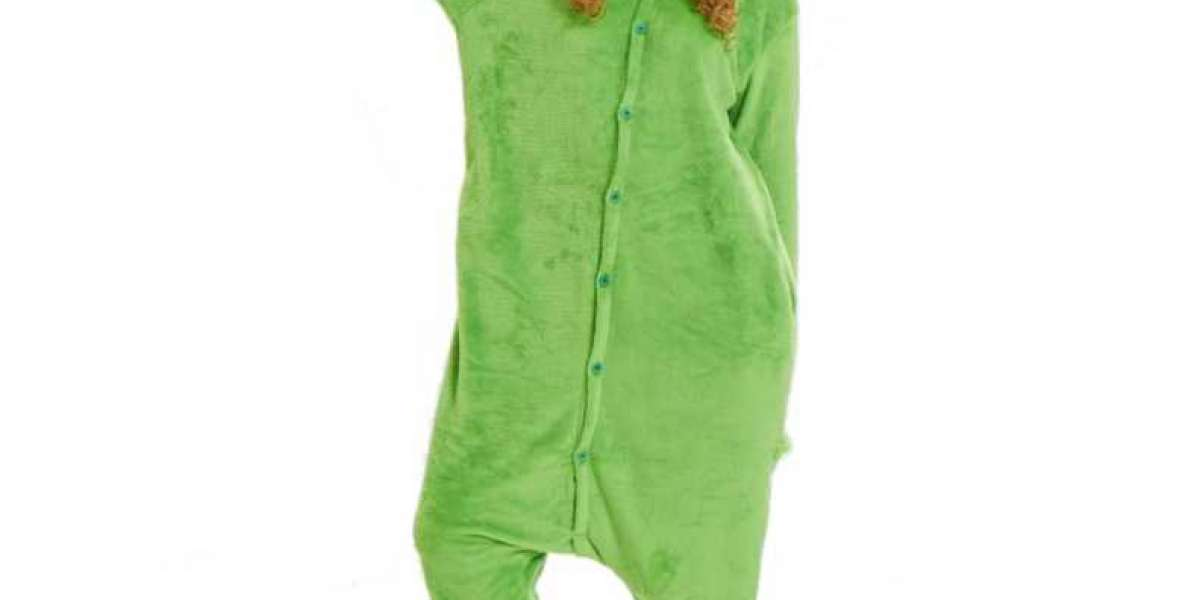 Animal Onesie For Men - Don't Get Left Out This Halloween!